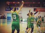La jugadora de baloncesto Lucila Pascua
