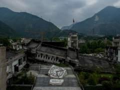 La ciudad fantasma congelada por el terremoto hace 10 años