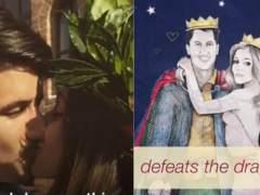 Convierten en cuento de hadas la historia de Marco y Gloria, muertos en la Torre Grenfell