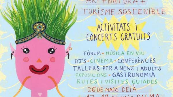 Cartel festival posidonia