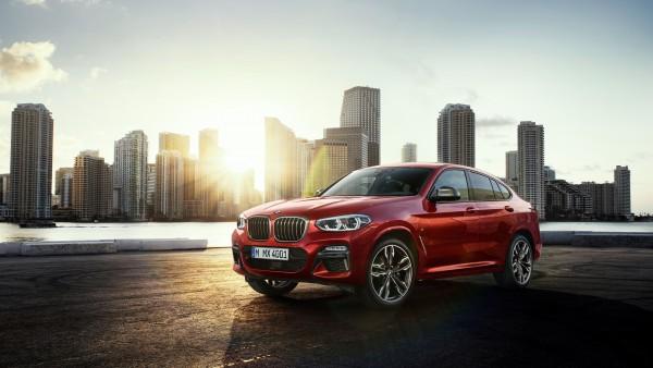 Segunda generación del BMW X4