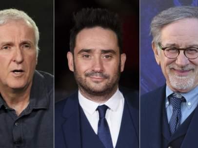 Spielberg, Bayona y James Cameron