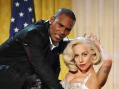 R. Kelly y Lady Gaga
