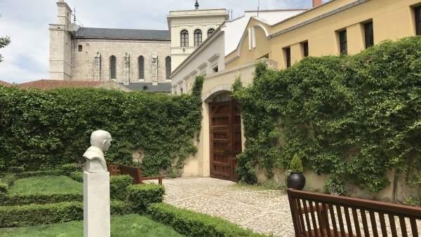 El jardín romántico de la Casa de Zorrilla reabre mañana sus puertas ...