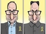 Así ve Rajoy a Quim Torra