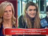 Amaia, entrevistada en TVE
