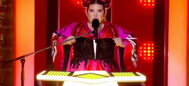 Israel gana Eurovisión en Spotify y YoyTube