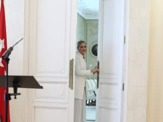 Dimisión de Cristina Cifuentes