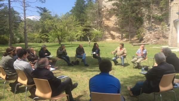 Reunión Consell de Protecció de la Natura