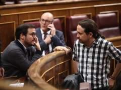 Unidas Podemos-IU-Equo, la marca electoral que propone Iglesias para 2019