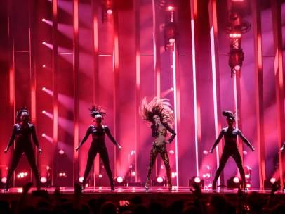Eleni Foureira - Eurovisión 2018
