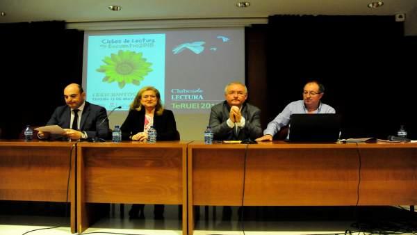 Encuentro de clubes de lectura de la provincia de Teruel.