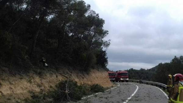 Accidente de avioneta en Tarragona