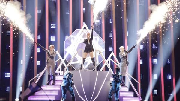 Saara Aalto - Eurovisión 2018