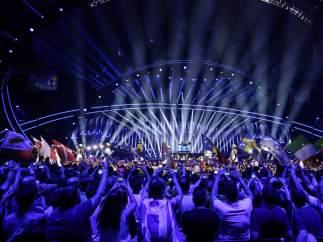 Escenario de Eurovisión 2018