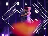 Espontáneo en Eurovisión