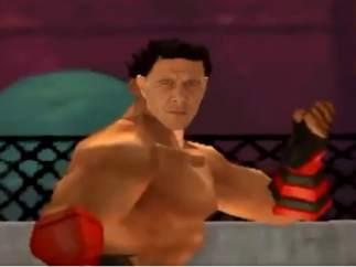 Joaquín, en versión videojuego