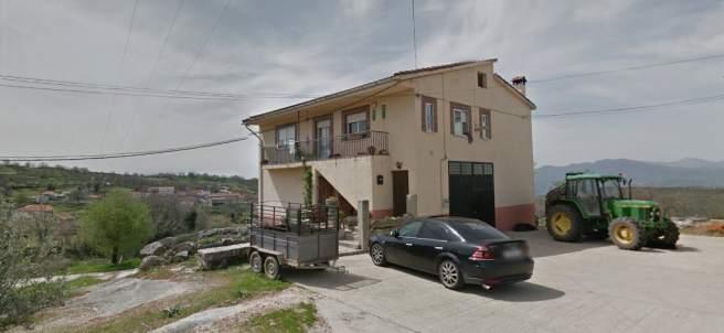 Incendio de una vivienda en Colmenar de Montemayor