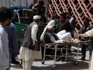 Ataques perpetrados en Jalalabad
