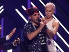 Un espontáneo en Eurovisión 2018