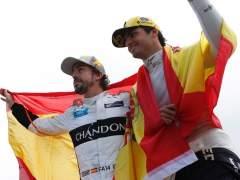 """Carlos Sainz: """"España es el único país en el que es raro sacar tu bandera y es triste tener que explicarlo"""""""