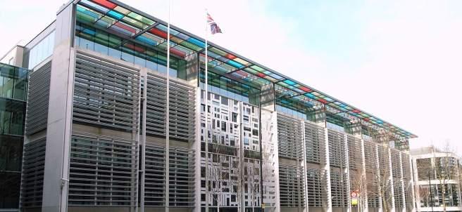 Ministerio del Interior británico