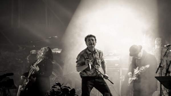 Manolo García en concierto