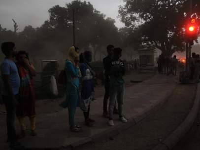 Temporal en la India
