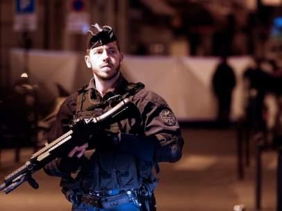 Ataque en París
