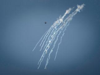 Gases desde el cielo
