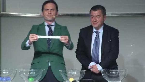 Sorteo de la fase de ascenso a Segunda y Segunda División B
