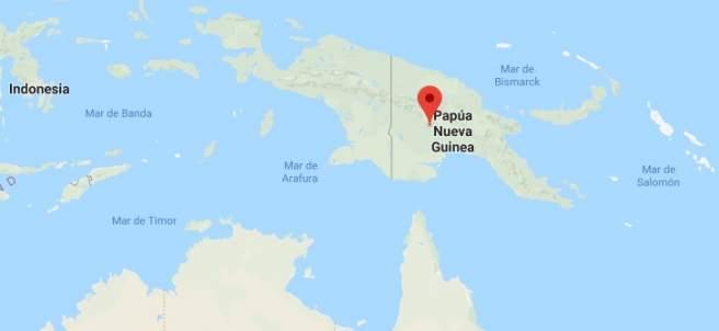 Mendi, Papúa Nueva Guinea