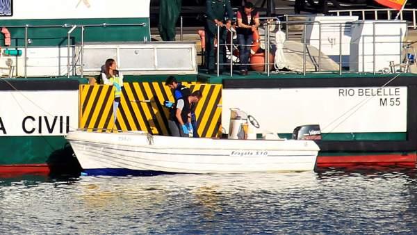 El alcalde de Algeciras, sobre el niño muerto: \