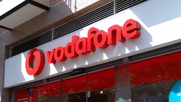 Establecimiento de Vodafone