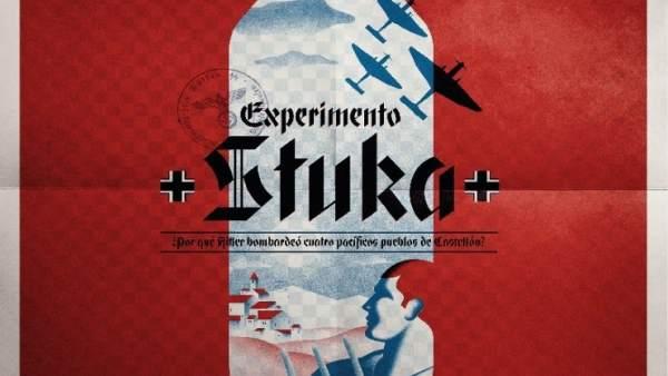 Cartel de 'Experimento Stuka'