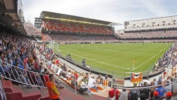 El Mestalla, en una imagen de archivo