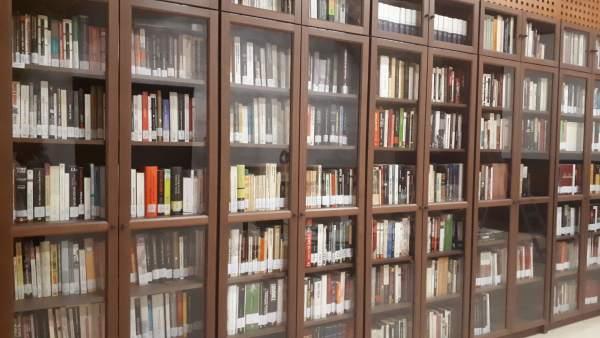 Biblioteca del Museo Adolfo Suárez y de la Transición. 15-5-2018