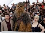 Presentación de la película 'Solo: A Star Wars Story' en el LXXI Festival Internacional de Cine de Cannes