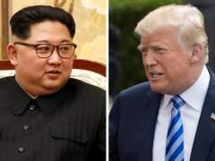 """Trump cancela su encuentro con Kim Jong-Un debido a que se han abierto """"hostilidades"""""""