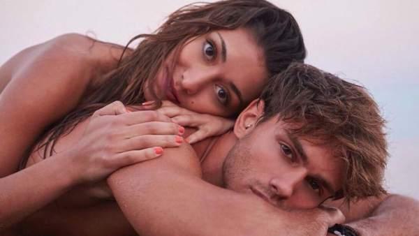 Natalia García y Sergio Carvajal