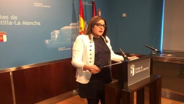María Díaz, Podemos C-LM