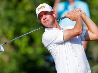 Lucas Glover, en el torneo The Players.