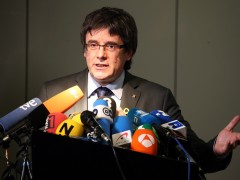 Puigdemont impulsa un nuevo movimiento político en Barcelona con la vista puesta en las elecciones municipales