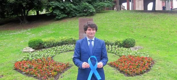 El portavoz del PP en Juntas Generales de Bizkaia, Javier  Ruiz