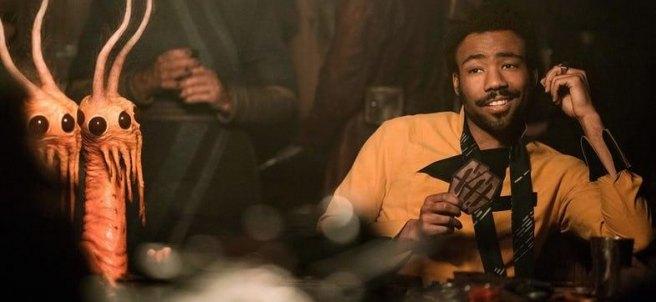 Donald Glover, como Lando Calrissian