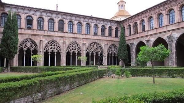 El Consell demanarà al Govern central la cessió del convent Santo Domingo