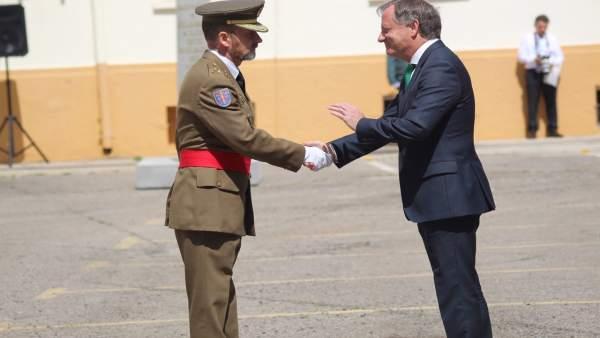 """Moragues rebutja desmilitaritzar Capitania General i critica el """"rerefons nacionalista i anti Forces Armades"""""""