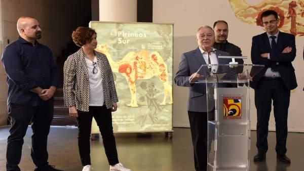 La programación de Pirineos Sur se ha presentado hoy en la DPH