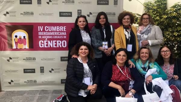 La Diputación de Huelva participa en la IV Cumbre Iberoamericana de Género.