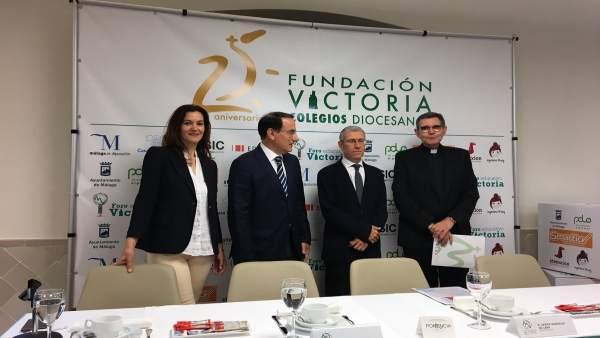 Ana MAría Medina González de Lara Ayerbe Fundación Victoria